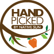 Look for Native Sun Natural Foods Market's Handpicked stickers around the store.