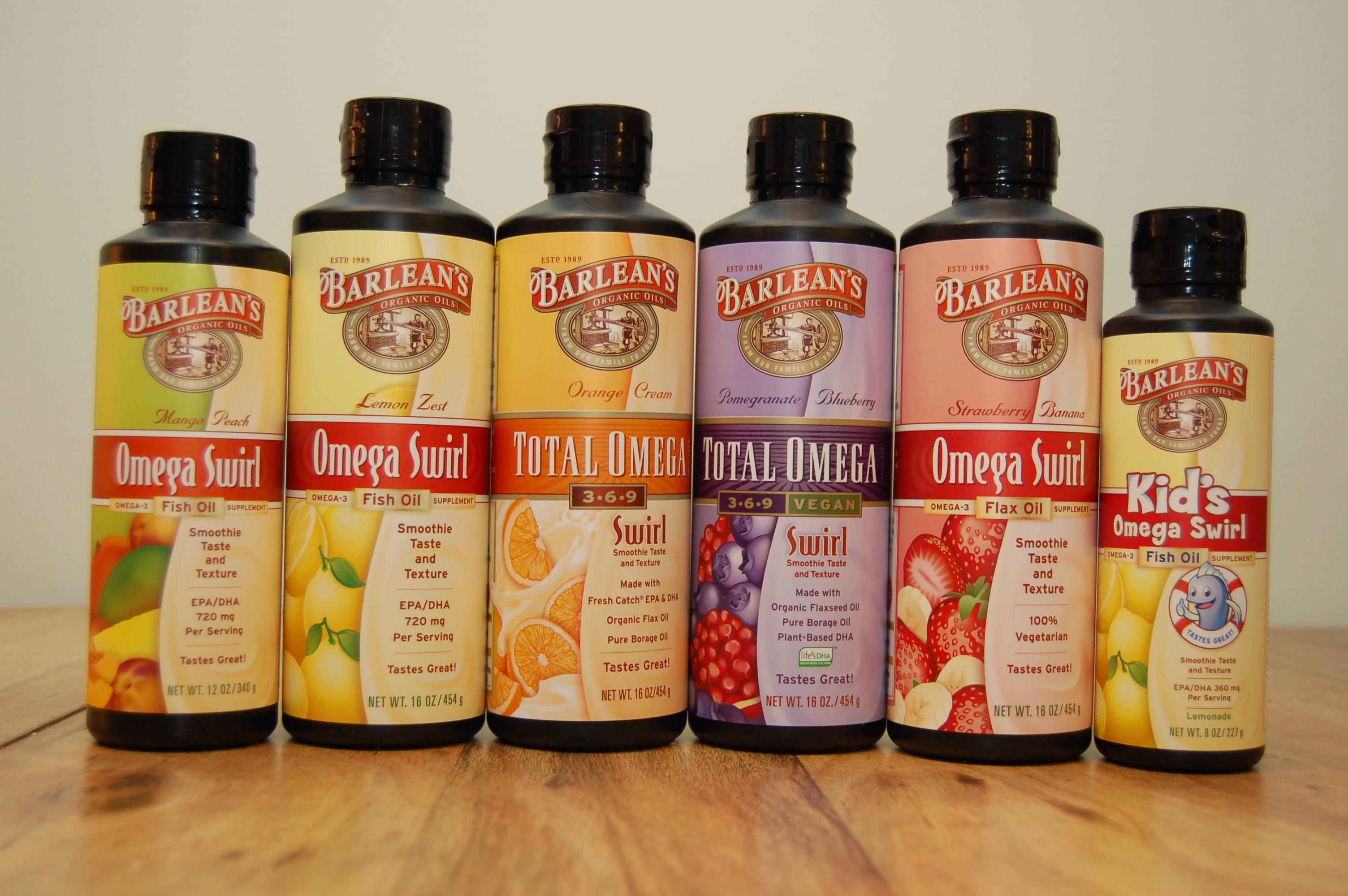 Barlean s omega swirls try a free sample native sun for Barleans fish oil