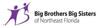 February GreenApples Charity: Big Brothers, Big Sisters of Northeast Florida
